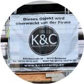 Baustellenbewachung Sicherheitsdienst
